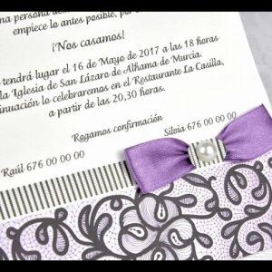 invitatie nunta cod 39105