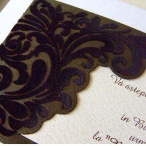 invitatii nunta cod 5416