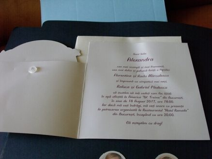 detaliu text invitatie tiribomba