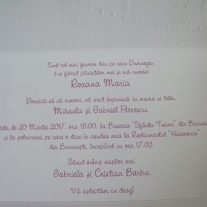 text invitatie