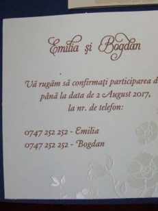 card confirmare 45814