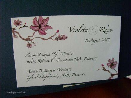 card conf. magnolie