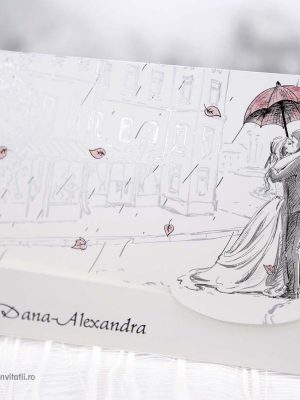 invitatie inkdrawing