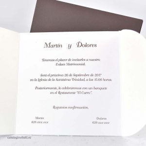 invitatie deschisa text
