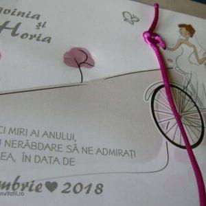 mireasa ciclista