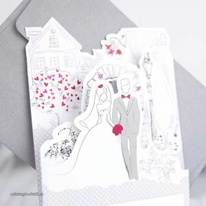 invitatie ink drawing