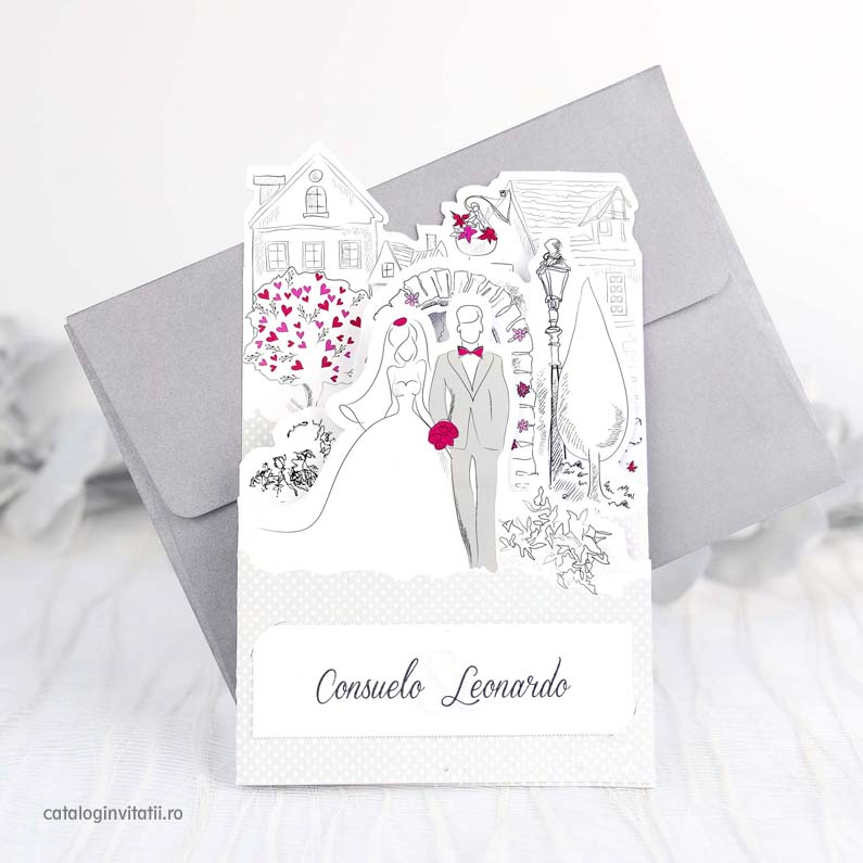 invitatie ink drawing 39238