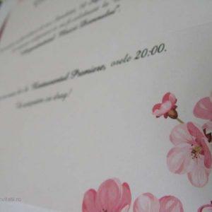 detaliu ramuri flori