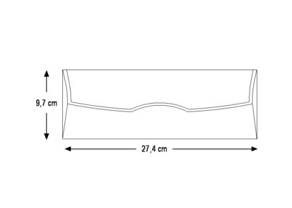 dimensiuni-plic-invitatie-nunta Z-009