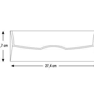 dimensiune plic z011