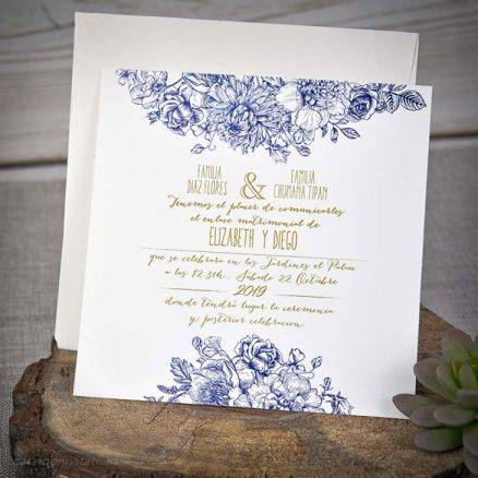 Carton text invitatie