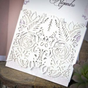 Detaliu paper art