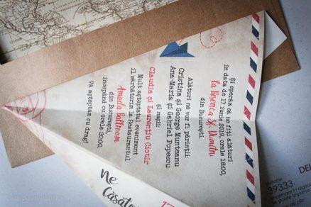 Text invitatei avion 39333