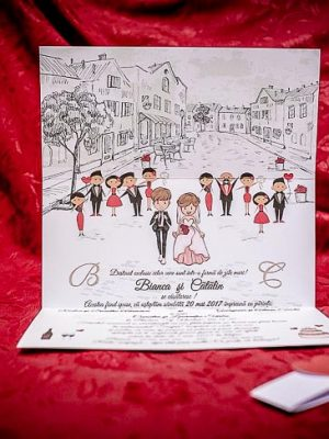 Nuntasii pe strada