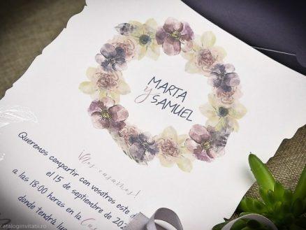 detaliu model floral