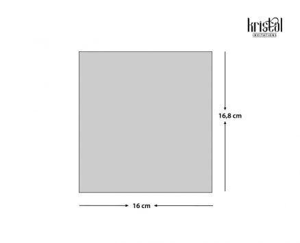 dimensiuni Invitatie bumbi si flori carton text reciclat 70238