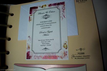 invitatia pozata in catalog
