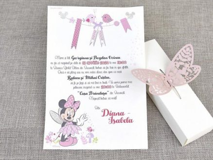 Butterfly minnie the mouse 15708