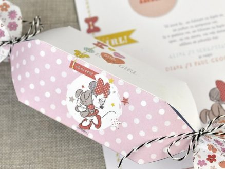 detaliu cutie Invitatie botez bomboana 15720