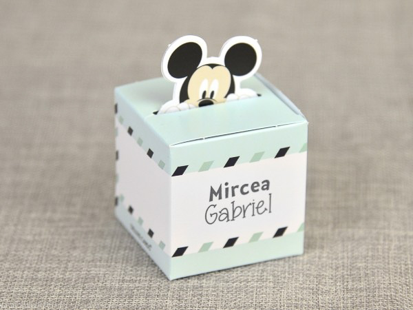Marturie Mickey The Mouse 4700