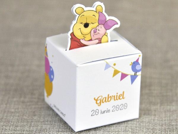 Marturie cutie winnie the pooh si piglet 4729