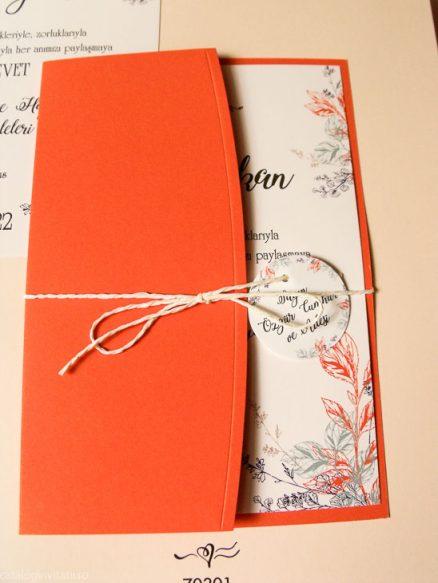 detaliu din catalog Invitatie 70301