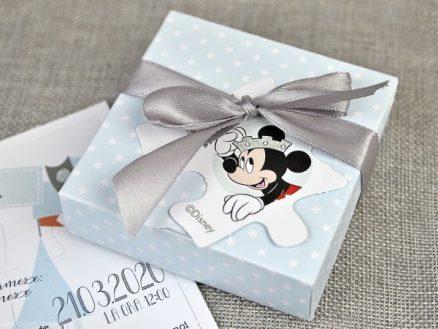 detalliu cutie invitatie Little prince Mickey Puzzle 15707