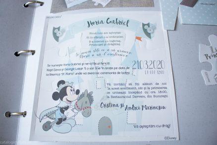 detaliu din catalog Little prince Mickey Puzzle 15707