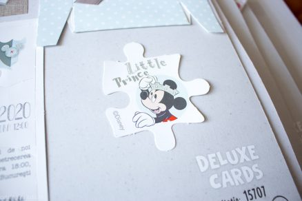 detaliu puzzle mickey Little prince Mickey Puzzle 15707