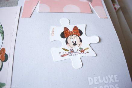 detaliu din catalog puzzle Minnie Mouse Puzzle 15711