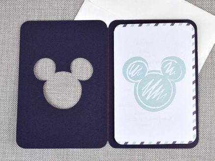 detaliu interior Mouseport Mickey 15705