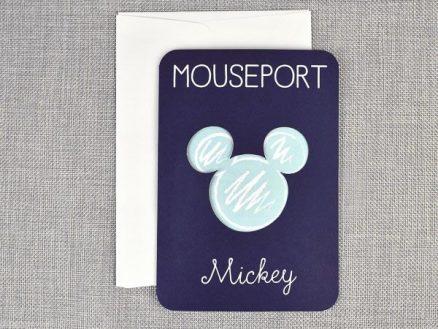 detaliu departat Mouseport Mickey 15705