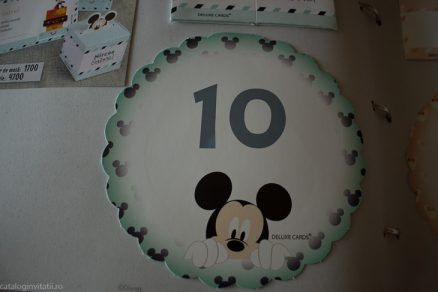 detaliu din catalog Numar masa Mickey 1700