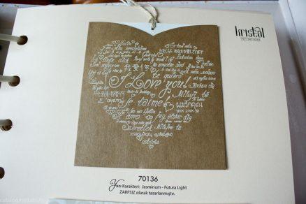 detaliu din catalog Invitatie 70136