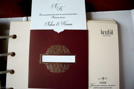 detaliu din catalog Invitatie 70308