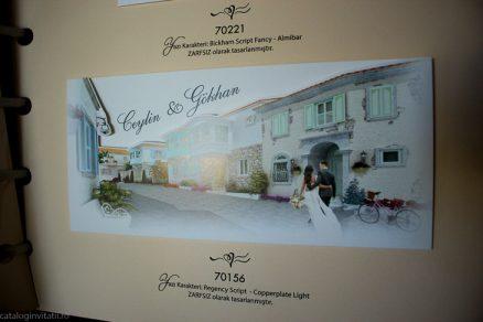 detaliu din catalog Invitatie model casa noastra 70156