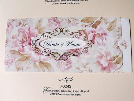 detaliu din catalog Invitatie 70243
