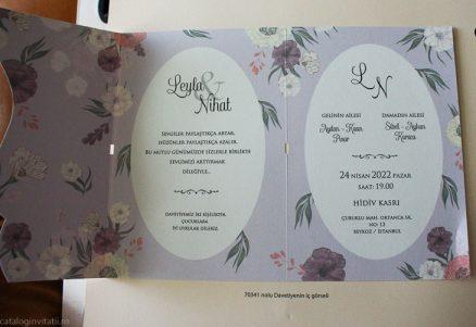 detaliu interior invitatie 70341