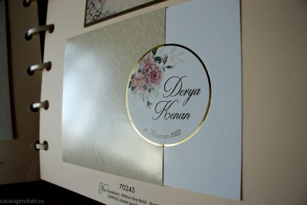 foto detaliu din catalog Invitatie 70245