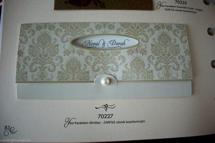 detaliu din catalog Invitatie 70227