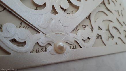 detaliu perla Invitatie 2732