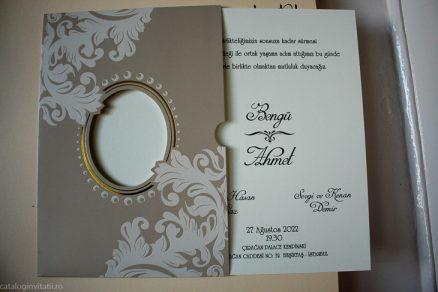 detaliu din catalog Invitatie model 70248