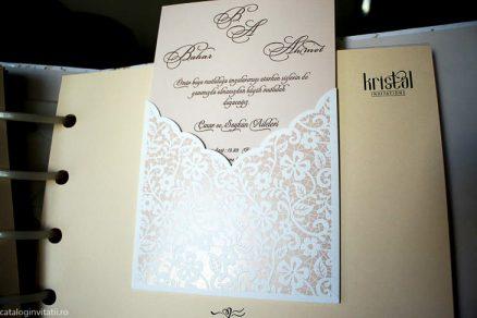 detaliu din catalog Invitatie model 70221