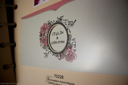 detaliu din catalog lateral invitatie 70228