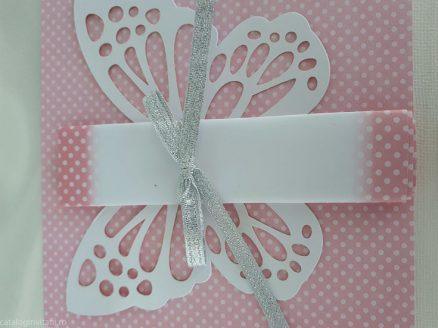 detaliu macro fluture Invitatie 8031