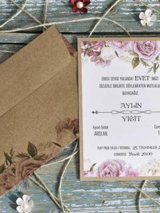 detaliu apropiat Invitatie 70214