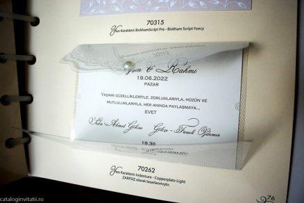 detaliu invitatie deschisa din catalog 70262