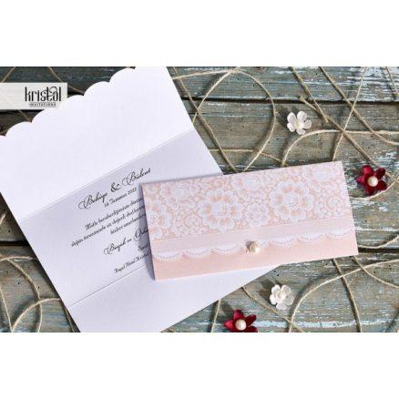 Detaliu plan deparat invitatie deschisa si inchisa
