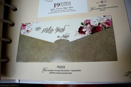 detaliu plan apropiat din catalog invitatie 70252