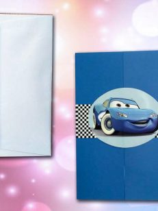 detaliu carton suport Fulger McQueen 116